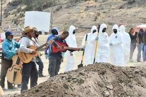 México registra un exceso de muertes del 37% en medio de la pandemia de coronavirus