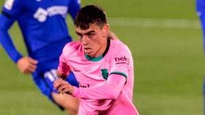 Humildad total: Pedri, el nuevo crack del Barcelona, debutó en Champions League, pero se fue en taxi a casa