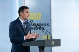 España emite estado de alarma por coronavirus, estará vigente seis meses