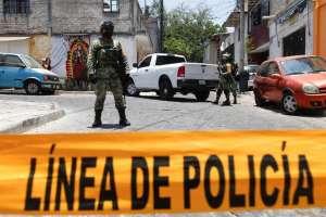 Las 87 masacres que se han registrado en México en 10 meses