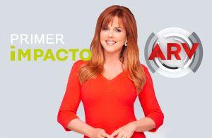 María Celeste Arrarás confiesa qué programa ve: ¿Primer Impacto o Al Rojo Vivo?