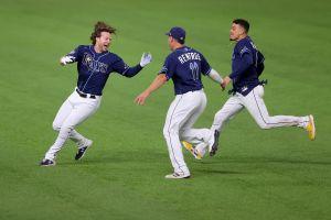 En final impredecible, Rays vence a Dodgers y empata la serie