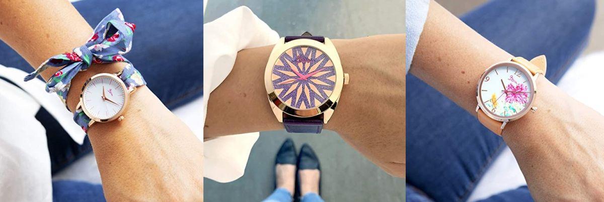 5 relojes de la marca Boum para darle un toque colorido y original a tu look