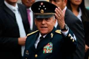 """""""El Chapo"""" Guzmán no dirá lo que sabe de Salvador Cienfuegos"""