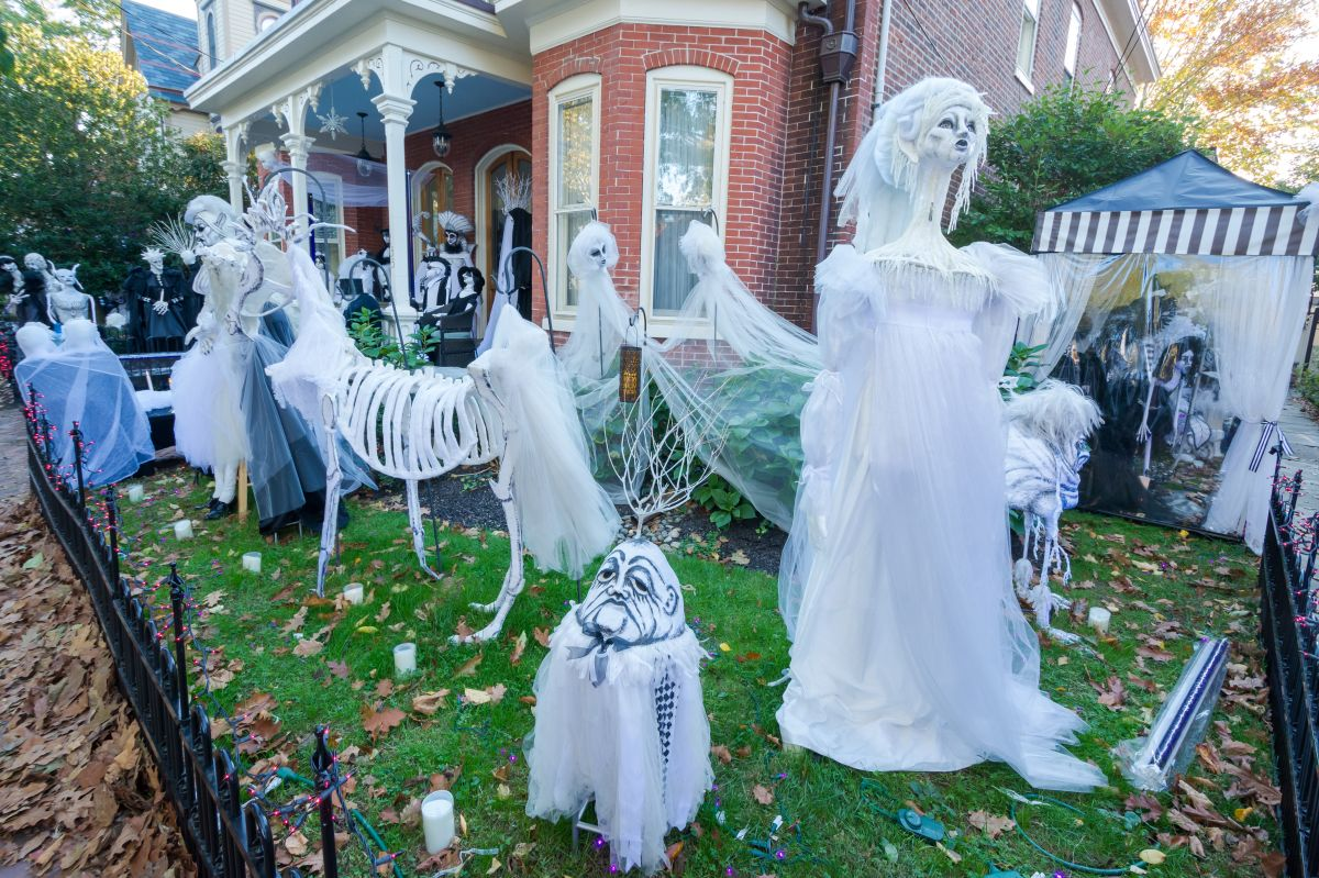 Celebra Halloween de manera divertida y aterradora en tu casa