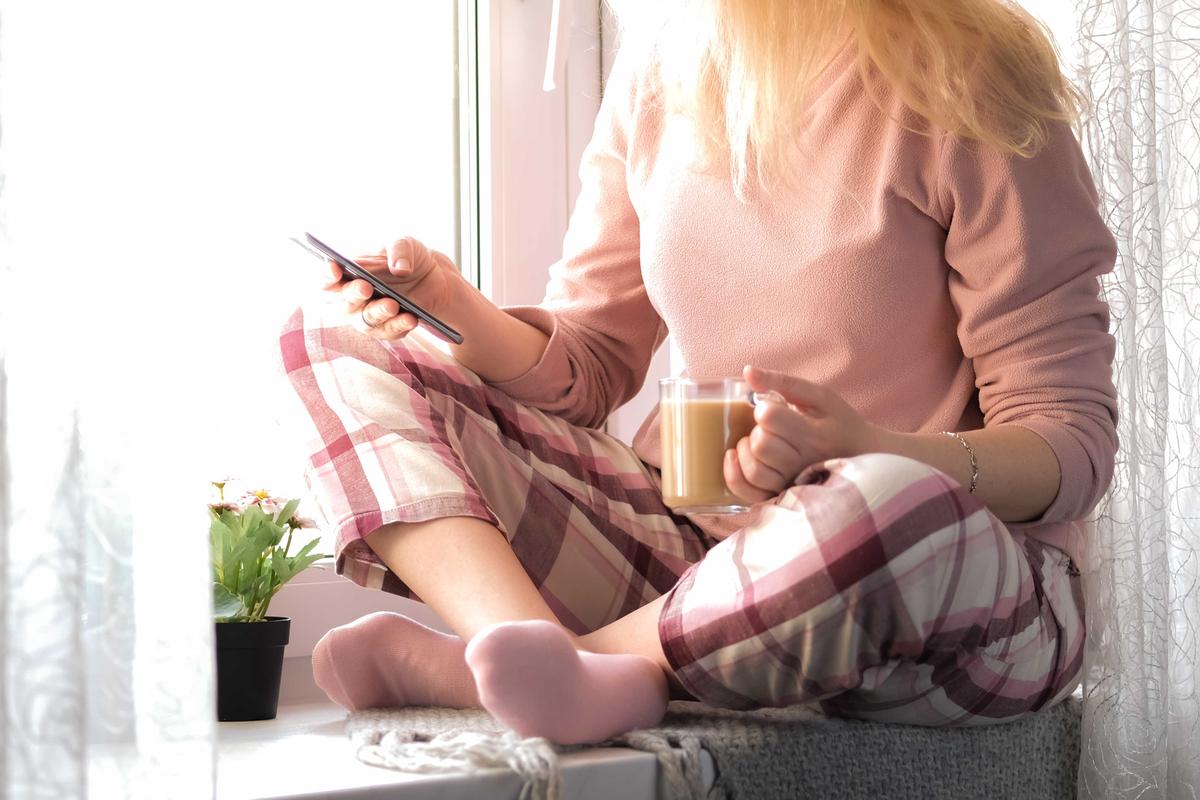 5 pijamas plus size calentitas ideales para el Otoño