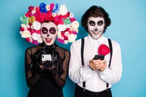 ¿Buscas celebrar Halloween y el Día de los Muertos virtualmente? Mira cómo hacerlo