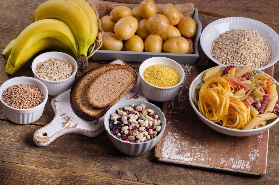 En qué momento del día es más conveniente comer carbohidrato