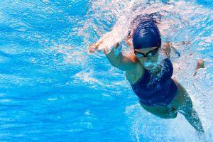 Cuánto hay que nadar por semana para bajar de peso