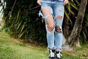 7 Panty medias de estilo fishnet para mujeres de talla grande