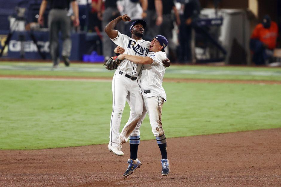 Rays vence a Astros en el juego siete y avanzan a la Serie Mundial