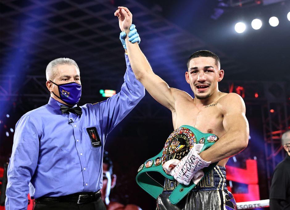 ¡Sorpresa en Las Vegas! Teofimo López derrotó a Lomachenko y es campeón mundial de peso ligero