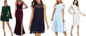 5 estilos de vestidos ideales si te invitaron a una boda y no sabes qué usar