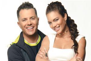 Zuleyka Rivera y Karim Mendiburu 'ansiosos' ante el estreno de 'El Domo del Dinero' en Telemundo