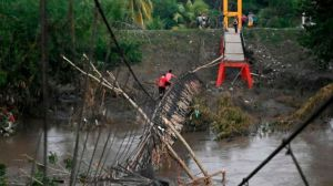Iota: los destrozos y el impacto del huracán a su paso por el Caribe y Centroamérica