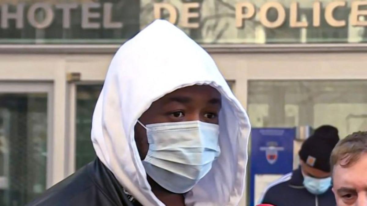 La paliza de unos policías a un músico negro que reenciende las protestas en Francia