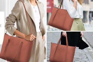 5 carteras y mochilas casuales que parecen costosas pero no lo son
