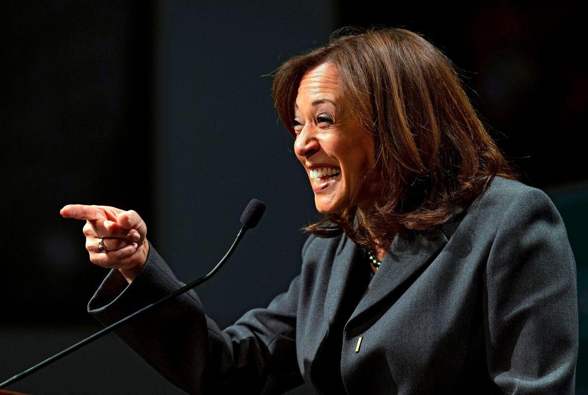 La eufórica llamada de Kamala Harris a Biden: ¡Lo hemos conseguido, Joe!