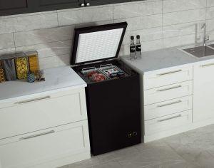 5 congeladores de gran capacidad para almacenar tu comida por mucho tiempo sin que se dañe