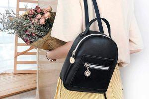 Los 5 bolsos y carteras negras más vendidas en Amazon que combinan con todo