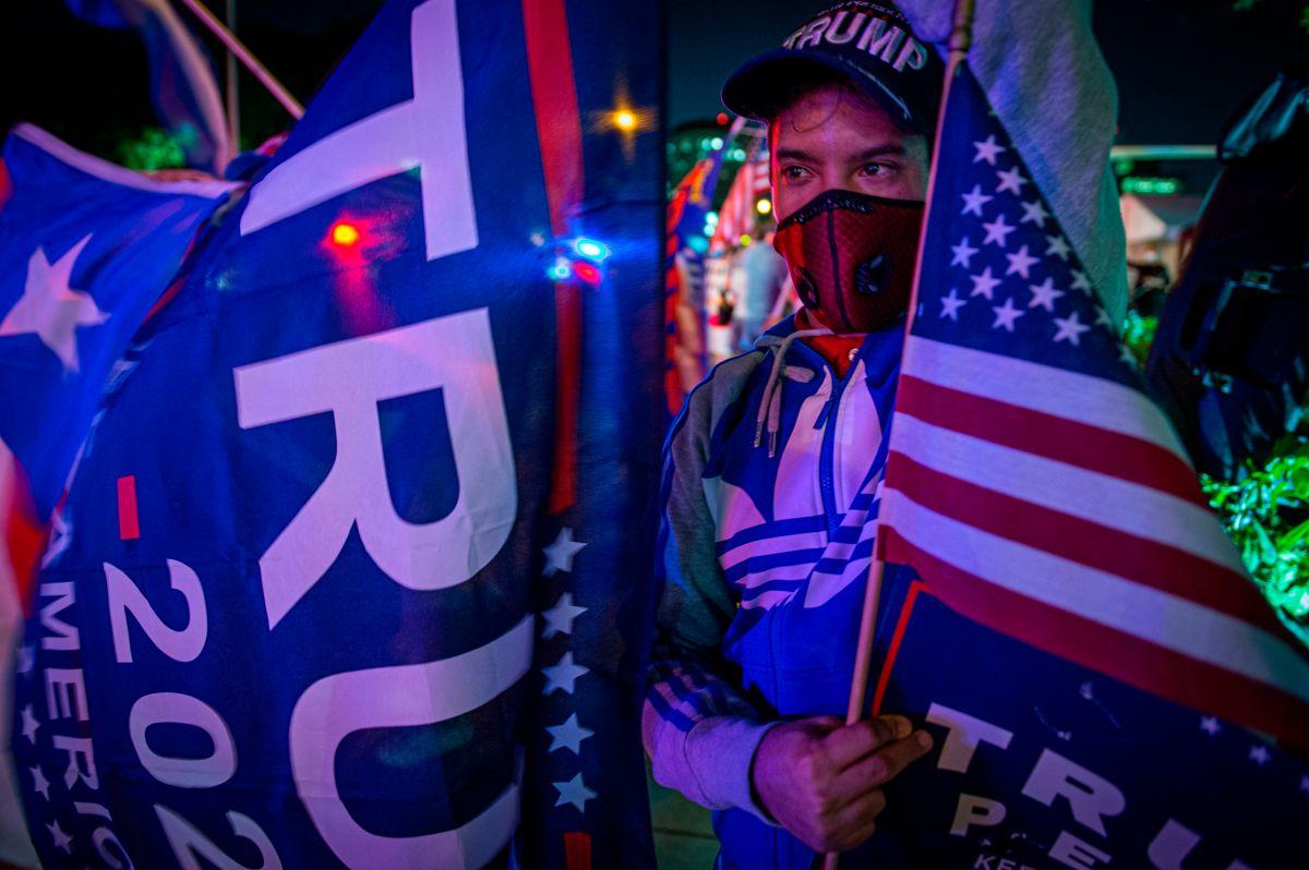 Florida: Biden obtiene decepcionantes resultados en el crucial condado de Miami-Dade