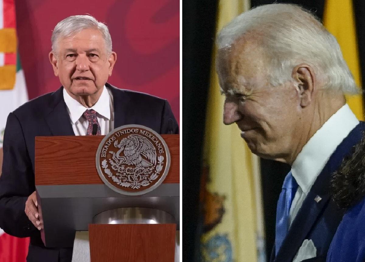 """""""No hay por qué adelantar tiempos"""", señala AMLO sobre negativa de felicitar a Joe Biden"""