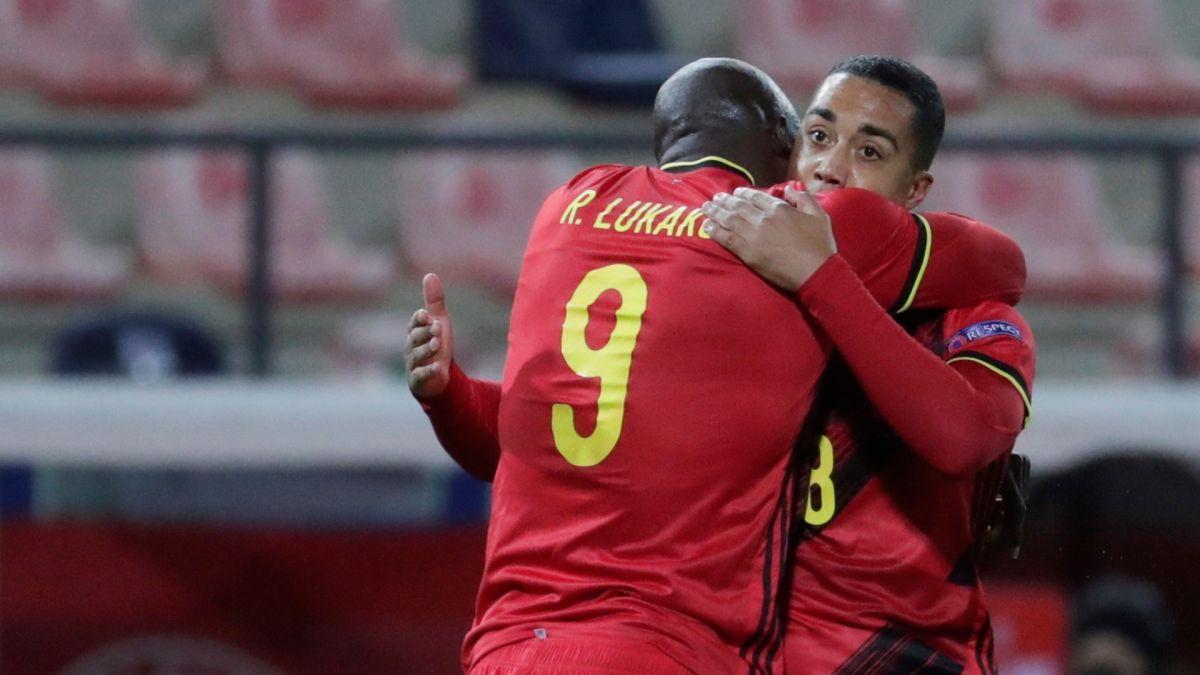 Bélgica elimina a Inglaterra en la UEFA Nations League