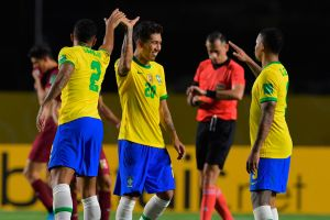 ¡Canarinha perfeita! Brasil derrota a Venezuela y suma tres victorias en tres partidos