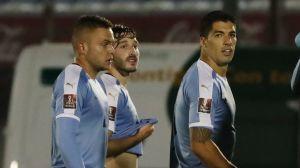 Tridente de ensueño en Uruguay: 'Cabecita', Suárez y Cavani