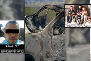 Cae sujeto por participar directamente en asesinato de familia estadounidense LeBarón