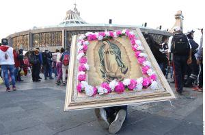 Mexicanos sin mañanitas a la virgen; por pandemia cerrarán Basílica de Guadalupe en Ciudad de México