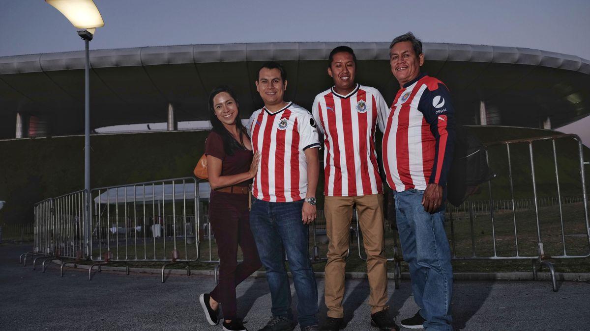 Chivas vs. América: así serán las medidas de seguridad para los aficionados