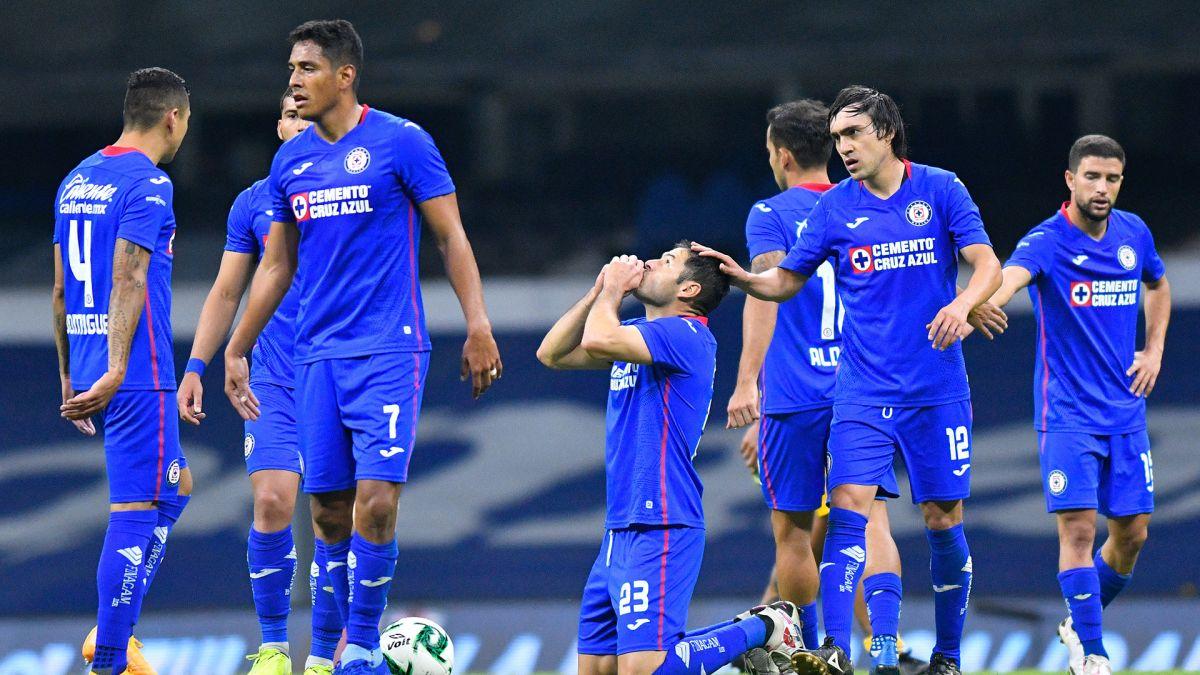 El Cruz Azul perdió pero no hubo sorpresa y se instalan en semifinales