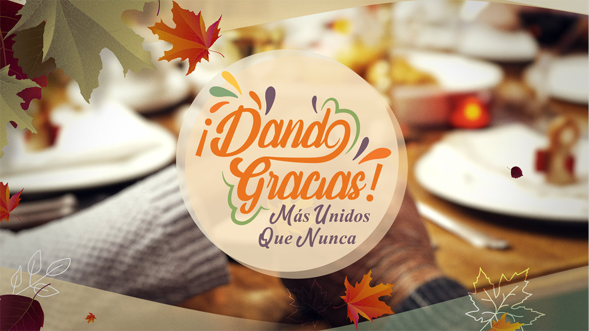 Especial de Acción de Gracias de Univision.