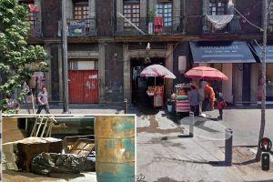 """FOTOS: """"La Oficina"""", el lugar donde narcos torturaron y descuartizaron 2 niños indígenas"""