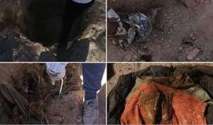 Descubren fosas clandestinas en Hermosillo Sonora México