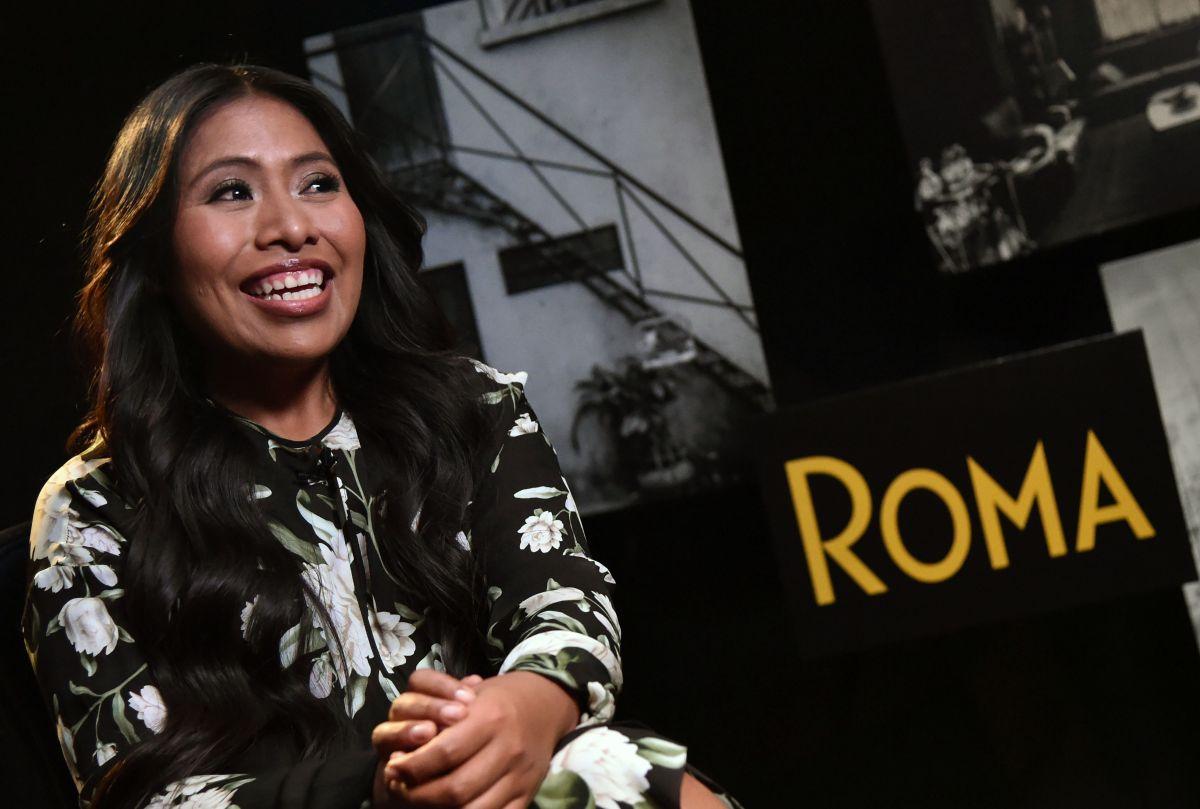 Yalitza Aparicio suplirá a Roselyn Sánchez en la próxima edición de los Latin Grammy