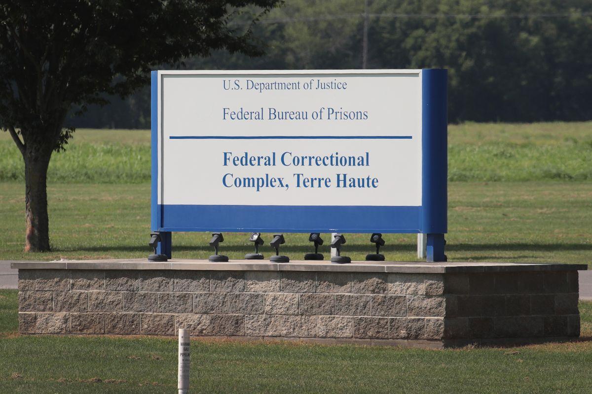 Departamento de Justicia ordena tres ejecuciones más en lo que queda del mandato de Trump