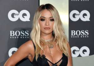 El incómodo momento que pasó Rita Ora en un programa de televisión