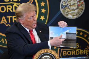 Biden cancela la emergencia que Trump impuso para construir el muro en la frontera