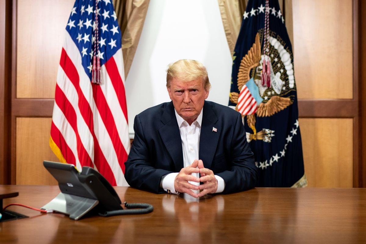 Líderes republicanos de Michigan descartan fraude electoral tras reunión con Trump