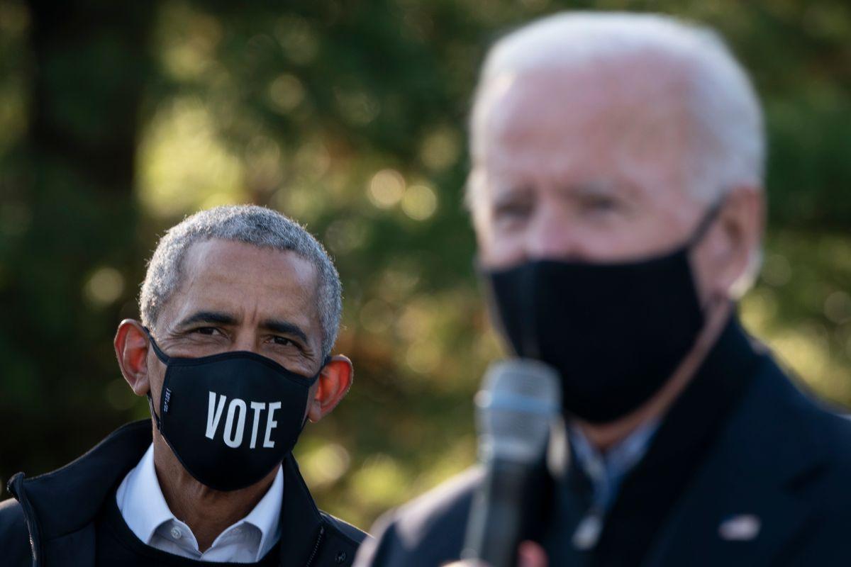 Biden supera récord de Obama en voto popular