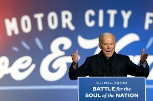 Nuevo golpe electoral a Trump: Michigan confirma la victoria de Biden en el estado