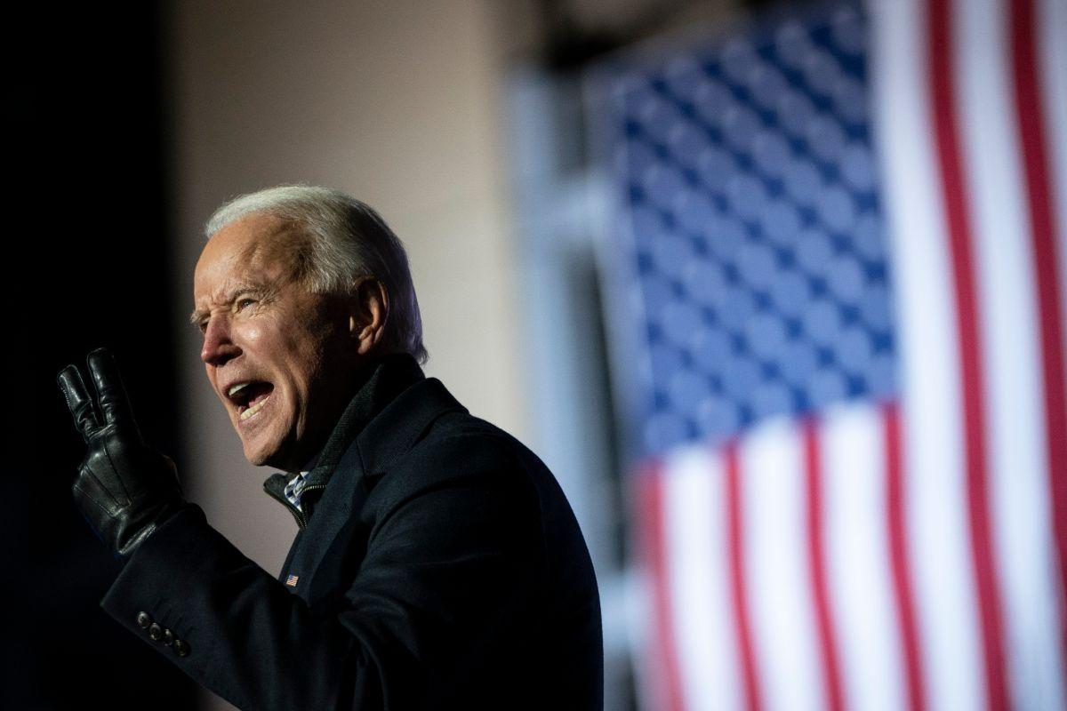 Las encuestas sugieren que una mayoría apoya a Biden, pero no todo son buenas noticias para el demócrata