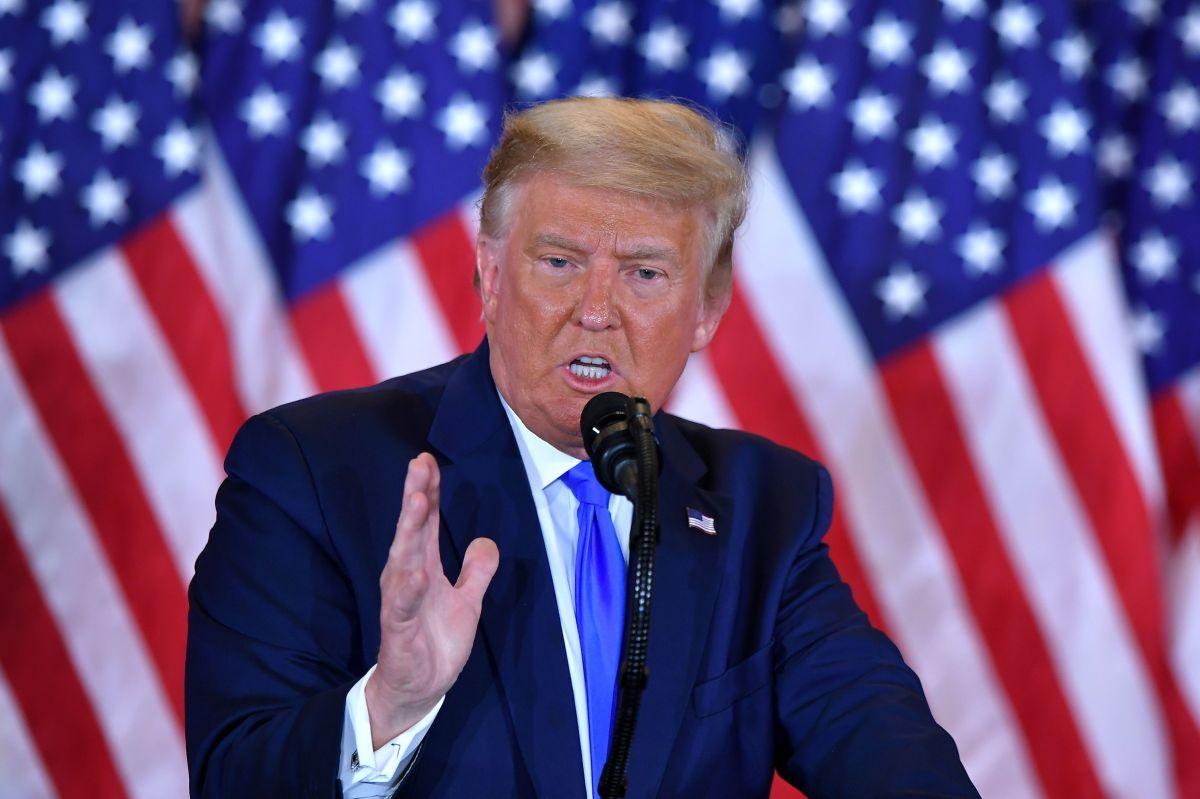 Lo que espera a Trump: Juicios y deudas
