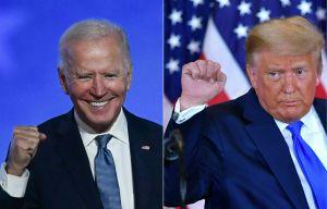 Trump insinúa por primera vez que dejará la oficina presidencial, pero con una condición