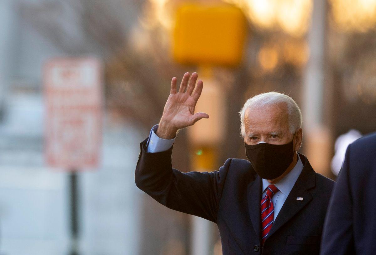 Biden puede comenzar la transición formal de gobierno. La Administración Trump dice que está preparada