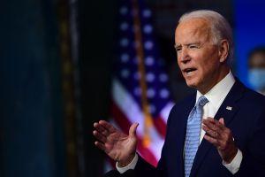 """Biden dice que el gobierno de Trump está actuando """"de buena fe"""" ahora"""