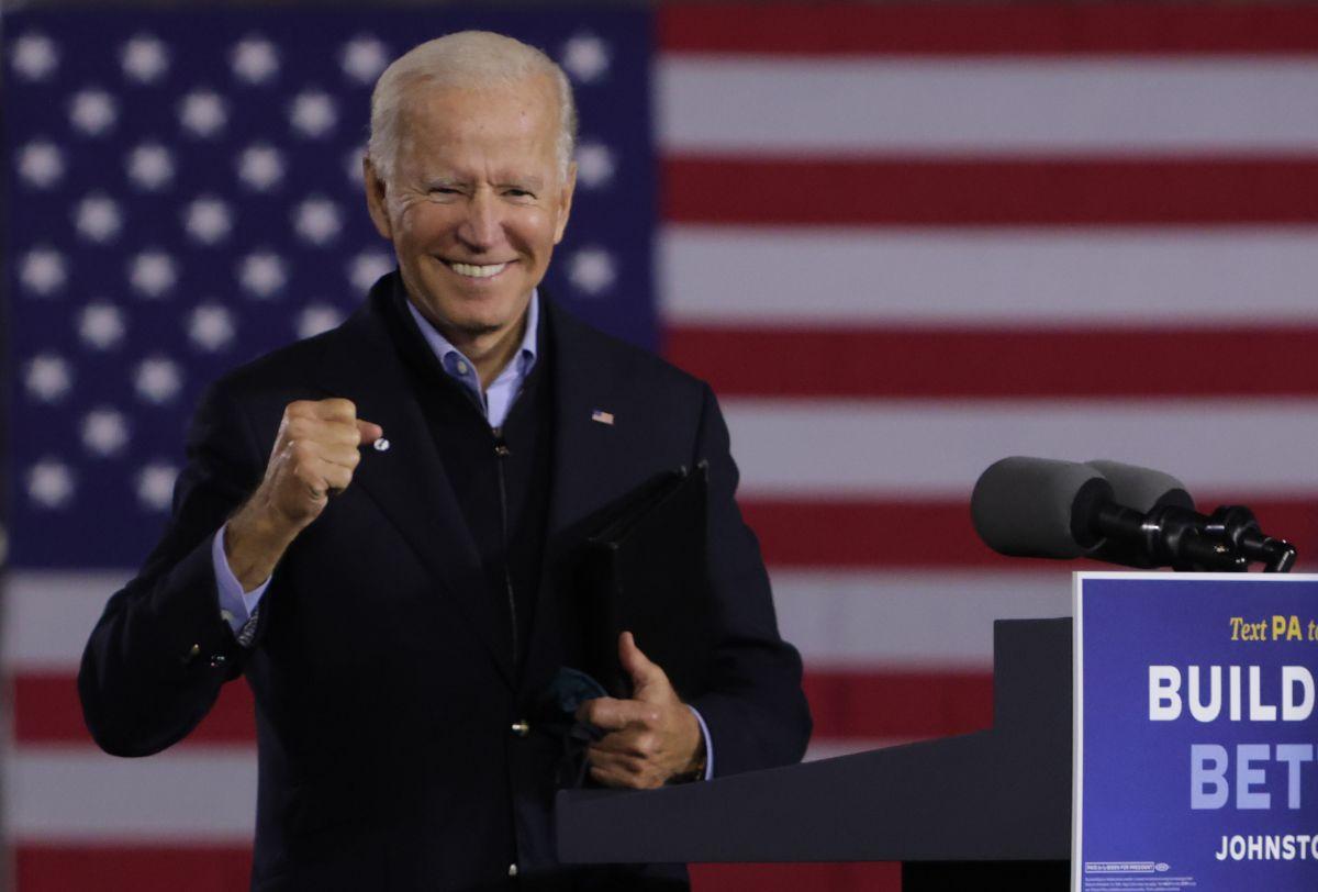 """Biden triunfa en Michigan y adelanta: """"Vamos a ganar"""""""