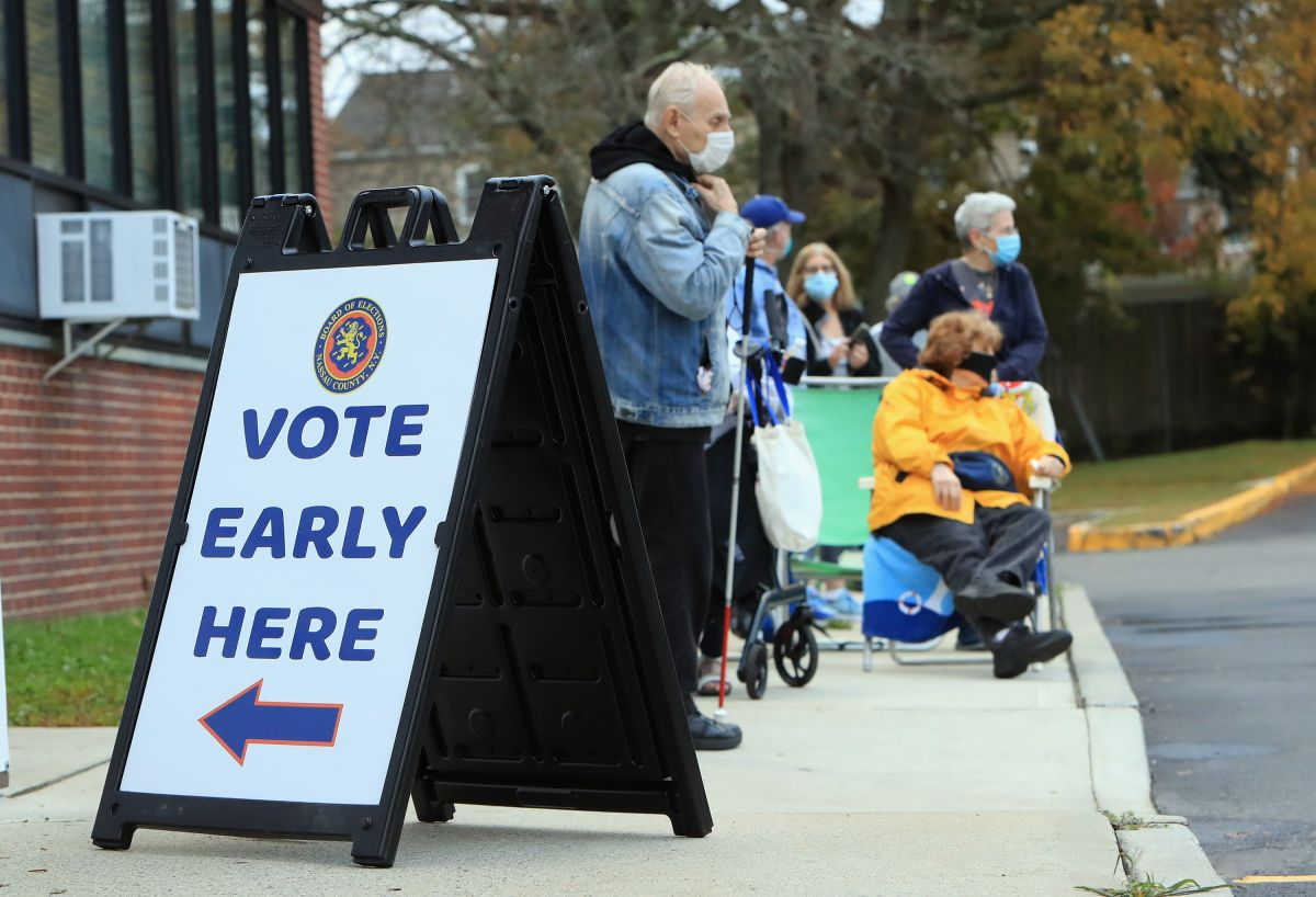 Autoridades electorales de todo el país dicen que el sistema electoral no estuvo en riesgo